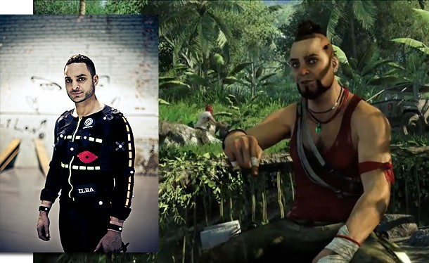 Michael Mando Is Far Cry 3 S Vaas Game Informer