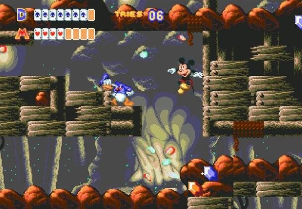 Mickey's Gaming Legacy - Game Informer