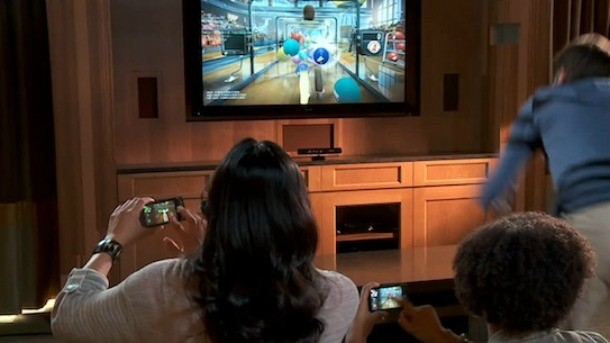 Microsoft Demos New Kinect/Windows Phone Integration - Game