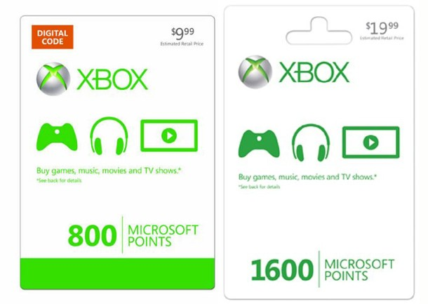 Microsoft Points Will Disappear With The Next Xbox 360