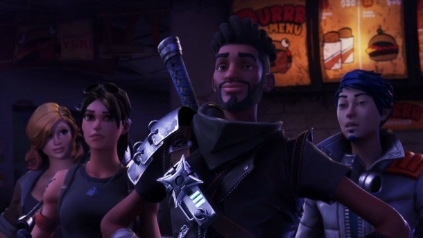 can xbox play with ps4 fortnite