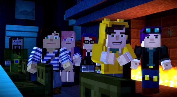 Minecraft Story Mode Episode 6 Launch Trailer Shows More