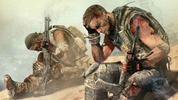 """Moments: """"White Phosphorus"""" In Spec Ops: The Line - Game Informer"""