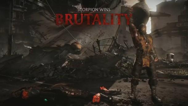 Mortal Kombat X Will Feature Over 100 Brutalities - Game