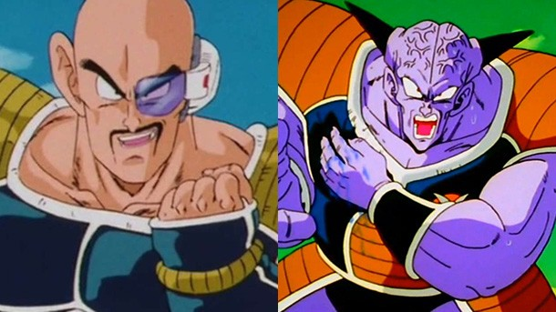 nappa and captain ginyu confirmed for dragon ball fighterz game