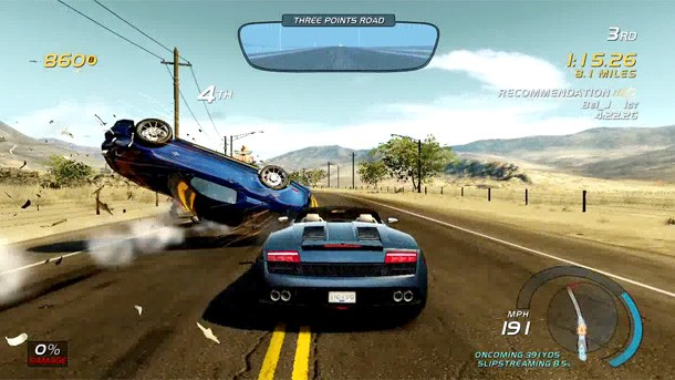 Need for speed hot pursuit trailer shows sun sand crashes game electronic arts was going for some cute alliteration when titling its latest need for speed hot pursuit trailer sure sun sand and supercars has a voltagebd Gallery