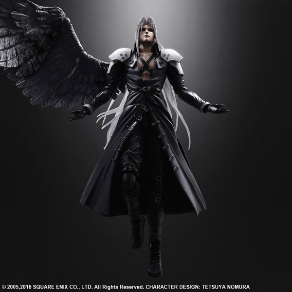 Image result for sephiroth