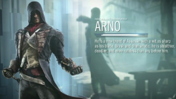 New Assassin S Creed Unity Trailer Profiles Protagonist Arno