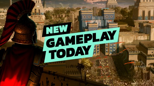 New Gameplay Today – Age Of Empires: Definitive Edition