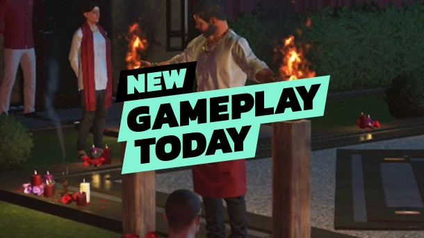 New Gameplay Today Hitman Game Of The Year Edition Game Informer