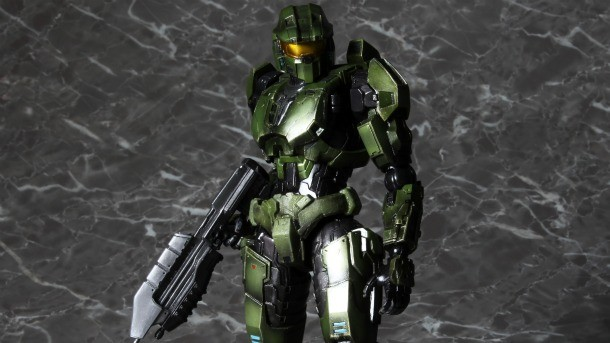 New Halo Toys Revealed - Game Informer