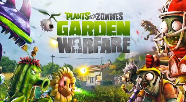 New Plants Vs. Zombies: Garden Warfare Video Showcases 4-Player Co ...
