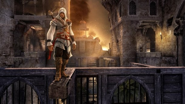 New Playable Skins In Prince Of Persia: The Forgotten Sands