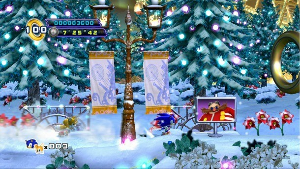 New Screens Race Out Of Sonic 4 Episode Ii Game Informer