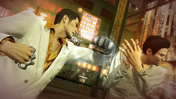 Pre-Orders Now Available For Yakuza 0 On PS4 - Game Informer