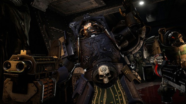 New Trailer Shows Off Space Hulk: Deathwing For PlayStation 4 - Game
