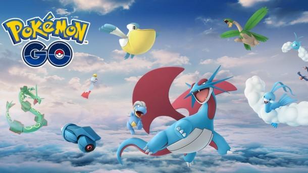 next pokémon go update brings last batch from hoenn region rayquaza