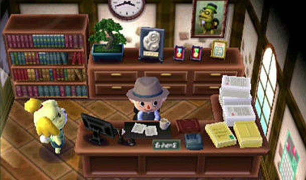 Nintendo Reveals More Animal Crossing: New Leaf 3DS
