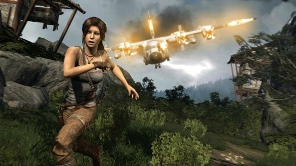 Tomb Raider Review Old Name Remarkable New Series Game Informer