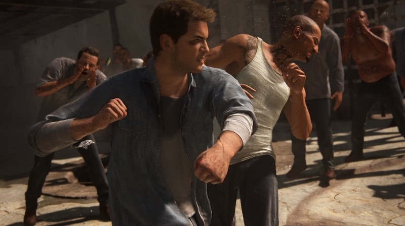 Uncharted 4 Review One Last Grand Adventure Game Informer