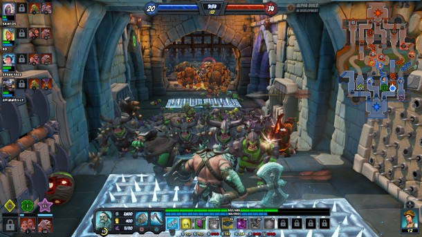 orcs must die unchained coming to ps4 in july game informer - Orcs Must Die