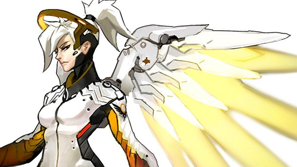 overwatch ptr changes go live mercy and junkrat get nerfed game
