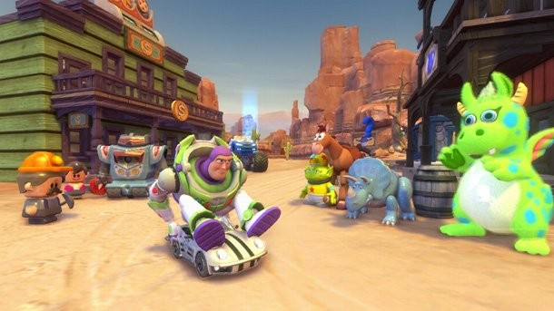 Toy Story 3: Story Mode Collectables Locations Video Guide ...