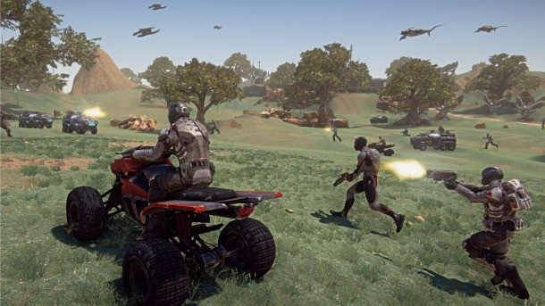 Planetside 2: A Triumphant Achievement - Game Informer