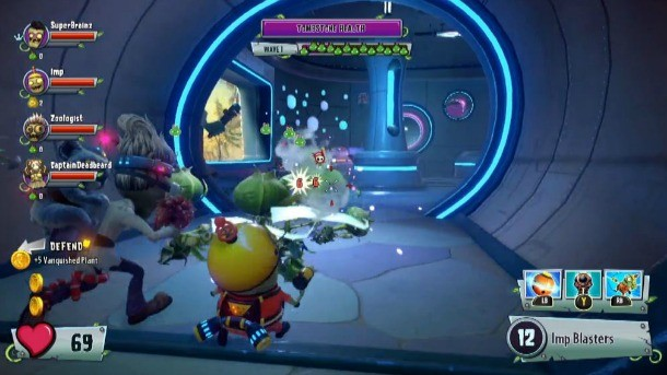 Exceptional Plants Vs. Zombies Garden Warfare 2 Is Getting Four Player Co Op, A Single  Player Mode, And Some Content From The Original Game Will Transfer To The  Sequel.