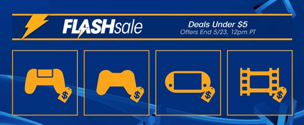 PlayStation Store Flash Sale Features Games Under $5 - Game