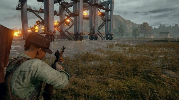 Playerunknown S Battlegrounds Was The Most Played Game On Steam This
