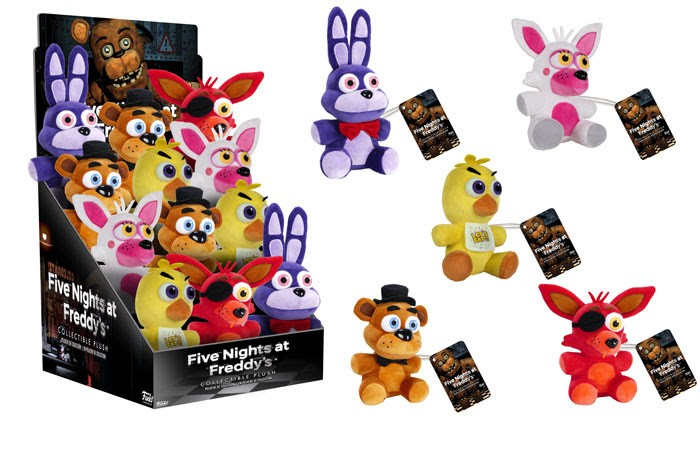 prepare to drown in five nights at freddy s merchandise game informer