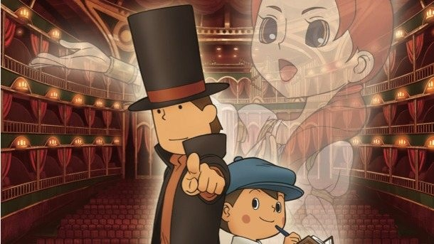Professor Layton And The Eternal Diva Is Out Today How Is It
