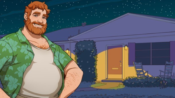 Dream daddy hookup sim game screenshots xbox one