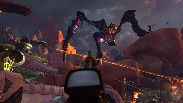 Red 5 Suspending Firefall PvP To