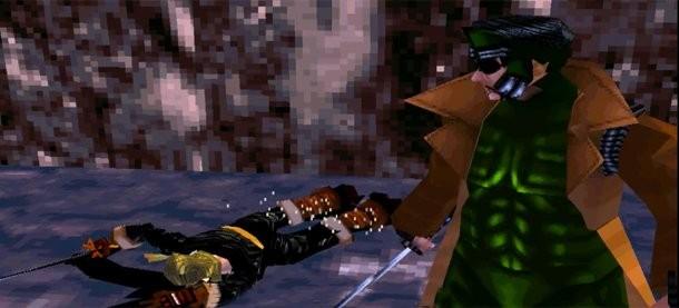 Replay Bushido Blade Game Informer