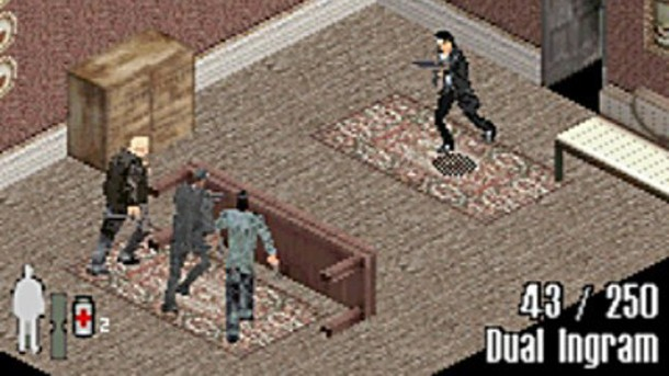Replay Max Payne Gba Game Informer