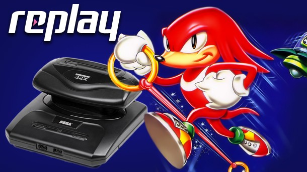 Replay – Sega 32X Spectacular Starring Knuckles' Chaotix