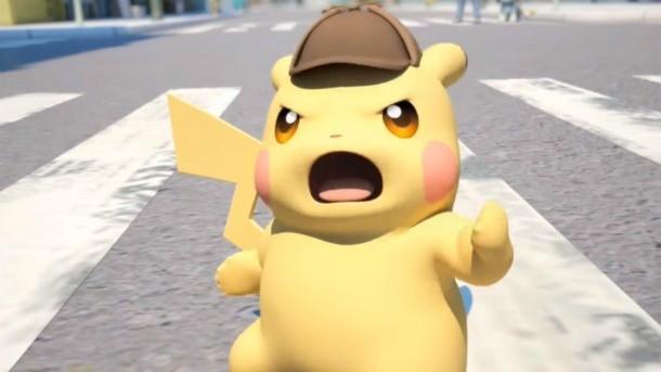 Report: Detective Pikachu Film Set Photos Leak, Show Missing Pokémon