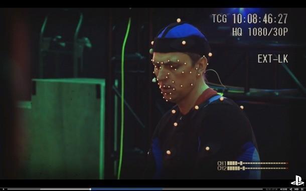 Resistance 3 Video Documents Motion Capture Process - Game Informer