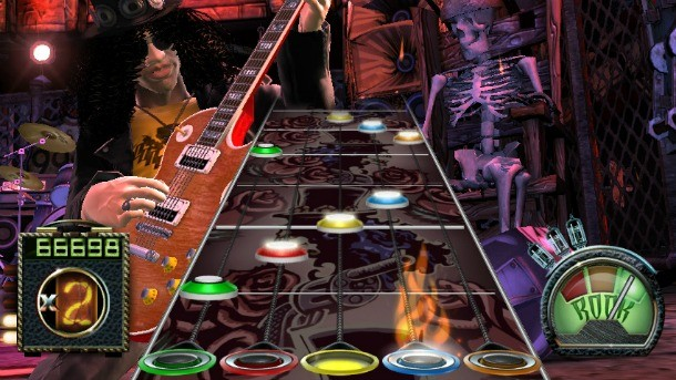 Reunion Tour The Best And Worst Of Guitar Hero Game Informer