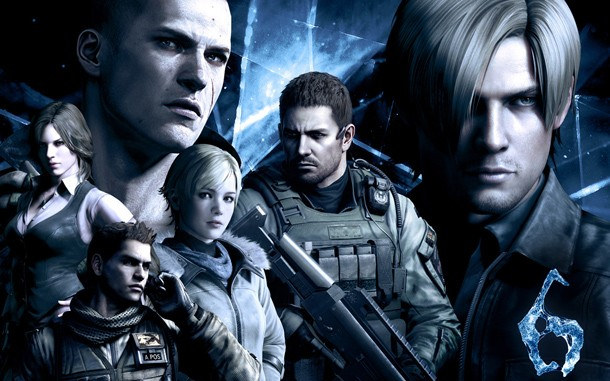Riding Resident Evil 6 S Exploding Roller Coaster Of Action And
