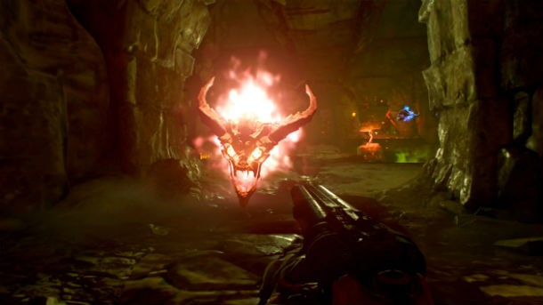 Doom Switch Review – Rip And Tear To Go - Game Informer