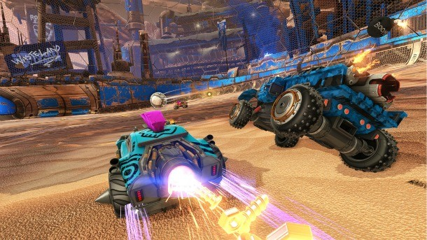 Rocket League Leads The List Of 2016's Most Downloaded PS4