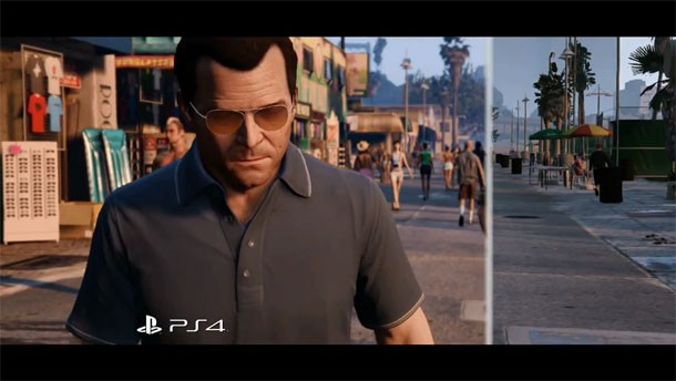 Rockstar Releases Video Comparing GTA V On PS4 And PS3 - Game Informer