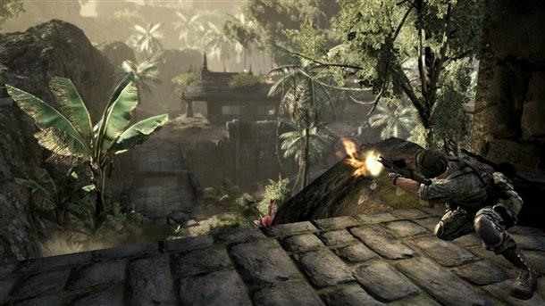 SOCOM 4 Bomb Squad Multiplayer Mode Detailed - Game Informer
