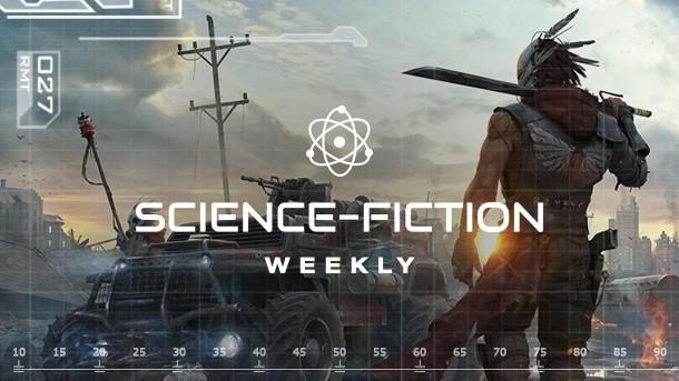 Science-Fiction Weekly – Star Wars Battlefront II Leaks