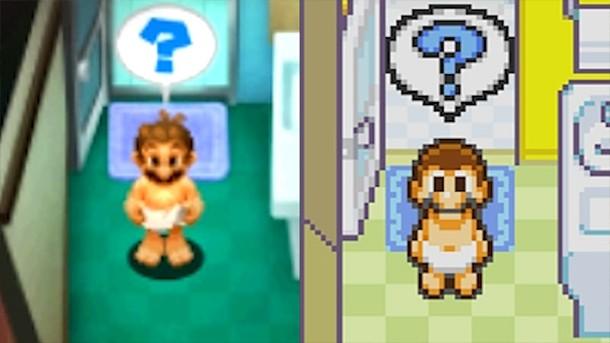 See How Mario Luigi Superstar Saga Compares To Its