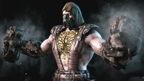 See Mortal Kombat X's Next DLC Character Tremor Crush Opponents With