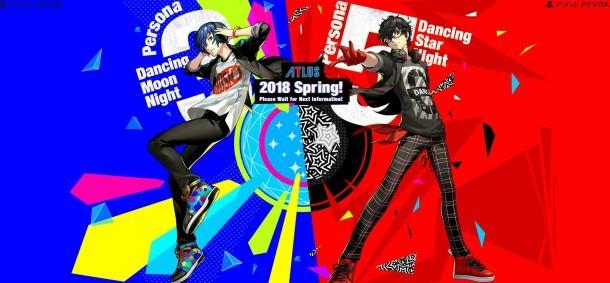 sega polling for persona dancing crossover costumes game informer